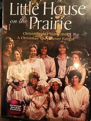 Little House On The Prairie Xmas At Plum Creek/A Christmas They Never Forgot Dvd