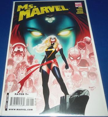 Marvel Comics Ms. Marvel Variant Edition #50 BAGGED AND BOARDED