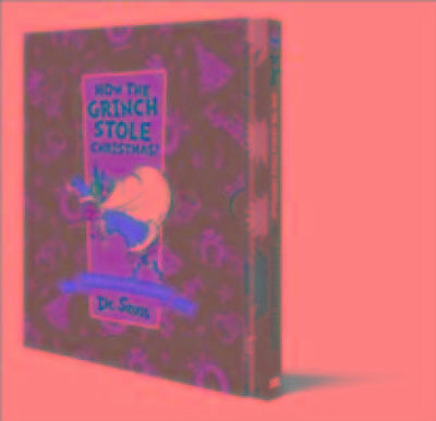 How the Grinch Stole Christmas! Slipcase edition by Dr. Seuss 9780008253271