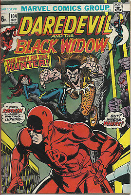 DAREDEVIL (1964) #104 - Back Issue (S)