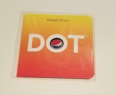 Pepsi Dot Gadget Grips Dot For Most Smartphone or Tablet Push Buttons NEW