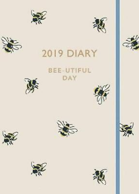 Cath Kidston: Bumble Bee 2019 A6 Diary by Cath Kidston 9781787132139