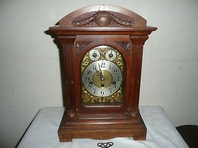 Junghans, Westminster Chimes Bracket Clock, Great Condition & Working Order.