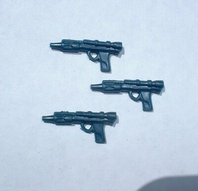 5 LOT FLOAT REPRO Bespin//Hoth 1980 Weapon Lando,Rebel,Guard,Han Vintage Star War