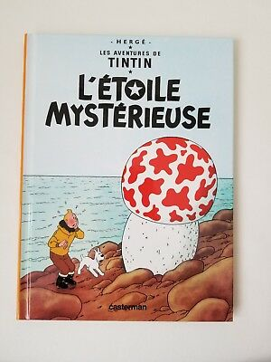 L'Etoile Mysterieuse ( Adventures of Tintin - The Shooting Star) Book by Herge