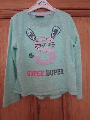 Girls Bunny Ears Top Age 2-3 Years/24-36 months by NEXT