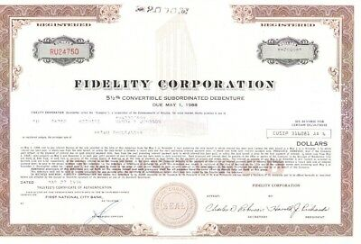 FIDELITY SECURITIES CORPORATION of Maryland 19-- Stock