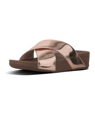 ae79542acff5e7 NEW Fitflop Swoop Slide Sandal