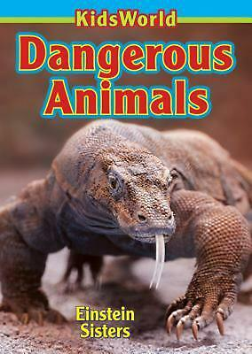 Dangerous Animals by Einstein Sisters (English) Paperback Book Free Shipping!
