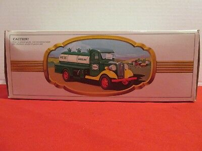 "Vintage 1980's Hess Toy Truck with Original Box ""The First Hess Truck"""
