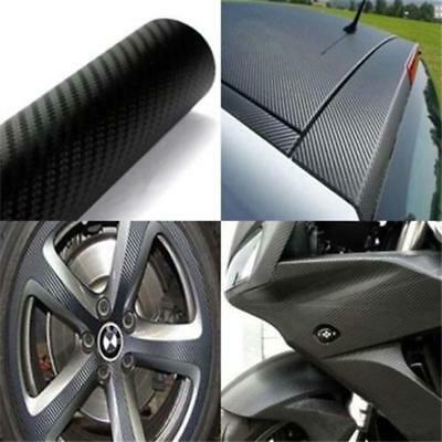 3D 4D 5D 6D Carbon Fiber Vinyl Car Auto DIY Wrap Sheet Roll Film Sticker Decal #
