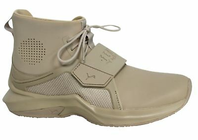 Puma Fenty By Rihanna Sesam Leder Textil Damen The Trainer 190398 03 P4