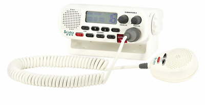 Cobra MR F45 Fixed-Mount VHF Marine Radio