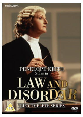 Law and Disorder: The Complete Series (1994) [New DVD]
