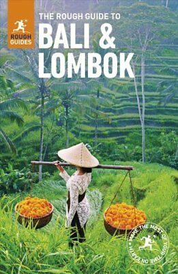The Rough Guide to Bali and Lombok by Rough Guides (Paperback, 2017)