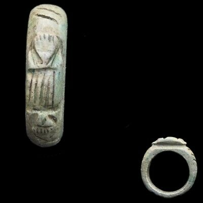 Beautiful Ancient Egyptian Ring 300 Bc (1)