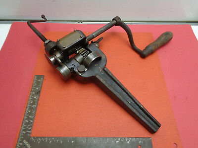 Vintage F.J Edwards Swaging tool LOTMSWTTQ