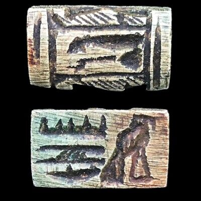 Beautiful Ancient Egyptian Amulet 300 Bc (3)