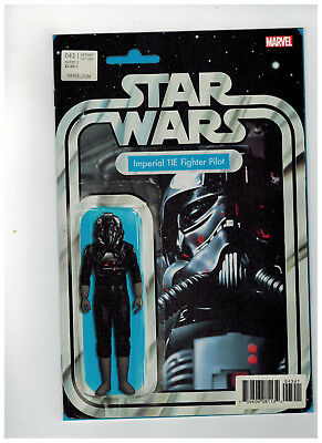 STAR WARS #43  1st Printing - Action Figure Variant Cover   / 2018 Marvel Comics