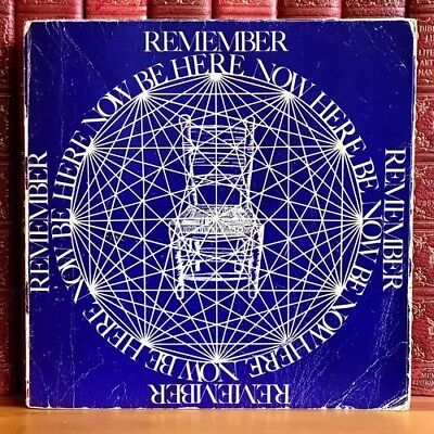 Be Here Now by Ram Dass (PDF)