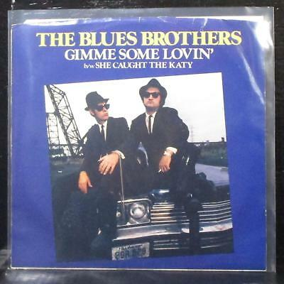 """The Blues Brothers - Gimme Some Lovin' / She Caught The Katy 7"""" Mint- Vinyl 45"""