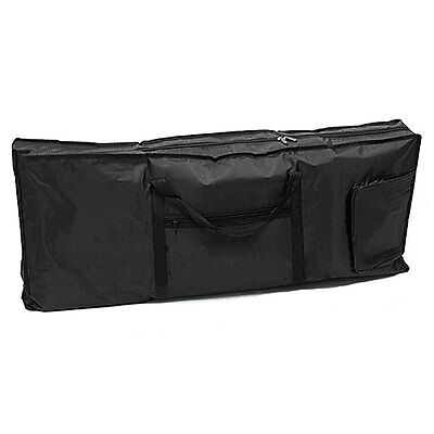 Electric 61 Key Keyboard Electric Piano Travel Bag Cover Case Waterproof Cloth