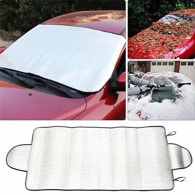Car Windshield Windscreen Cover Sun Snow Ice Frost Wind Winter Protector
