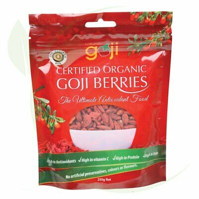 NATURALLY GOJI - Goji Berries  250g