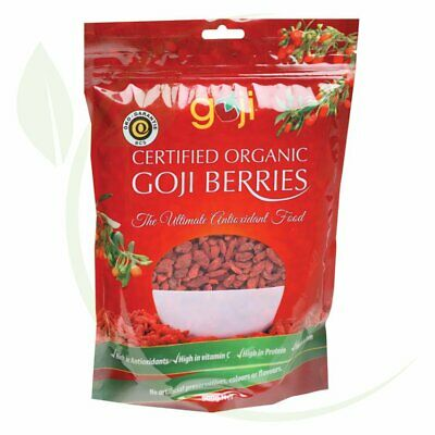 NATURALLY GOJI - Goji Berries  500g