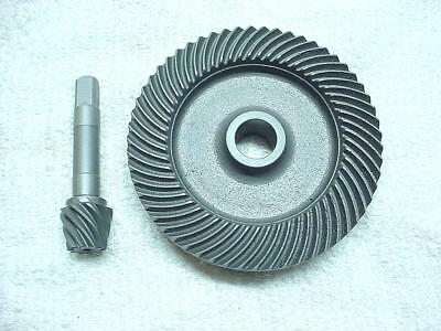 Yamaha QT50 Ring Gear/Pinion Final Drive Set For PW50 Racing Conversion #16