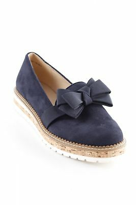 CATWALK Mokassins dunkelblau Casual-Look Damen Gr. DE 38 Schuhe Shoes  Moccasins 77f918ed54