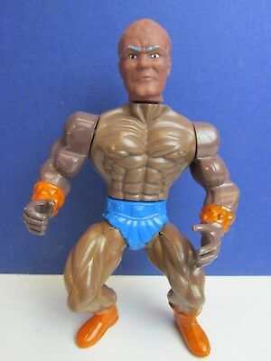 1980s Vintage He-man Action Figures  ~  Sungold Bootleg Fig TG13 Knock off