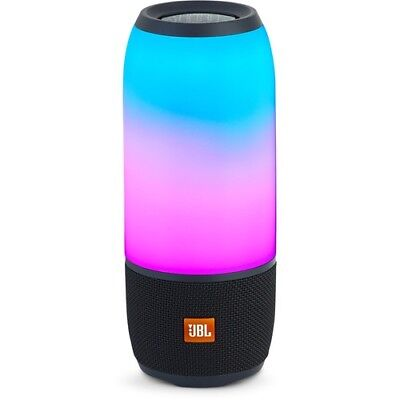 JBL ORIGINAL Pulse 3 PRO Waterproof Portable Bluetooth Light LED Speaker ( NEW )