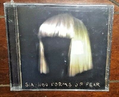 1000 Forms of Fear by Sia (CD, Jul-2014, RCA)