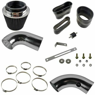 Performance Cold Air Intake CAI w Black Air Filter for Jimmy S10 S15 Blazer 4.3L