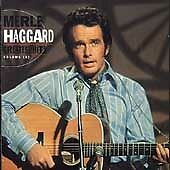 Merle Haggard Greatest Hits Volume 1