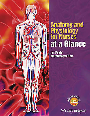 Anatomy and Physiology for Nurses at a Glance - 9781118746318