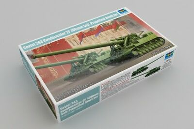 TRUMPETER® 09529 Soviet 2A3 Kondensator 2P 406mm Self-Propelled Howitzer in 1:35