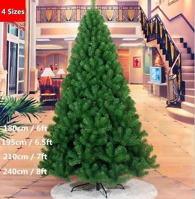 Christmas Tree Xmas Colorado Spruce 4ft 5ft 6ft 7ft Green Free Delivery