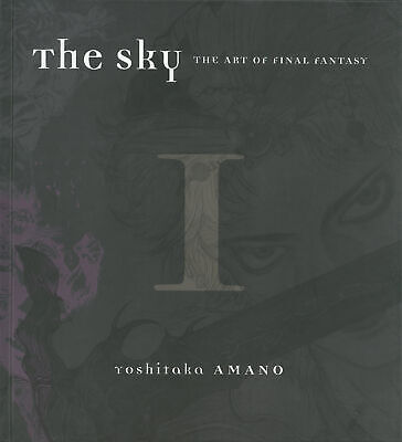 The The Sky, The: Art Of Final Fantasy Book 1 - 9781616550189