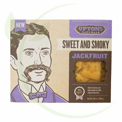 UPTON'S NATURALS - Jackfruit Sweet and Smoky 300g