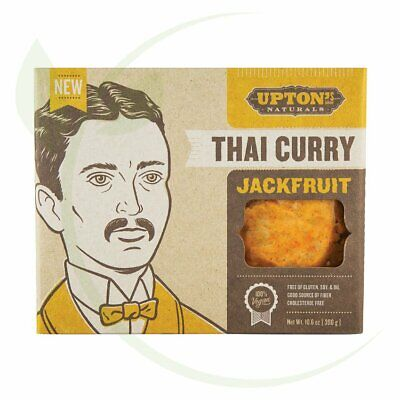 UPTON'S NATURALS - Jackfruit Thai Curry 300g