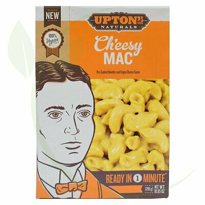 UPTON'S NATURALS - Real Meal Kit Ch'eesy Mac 285g