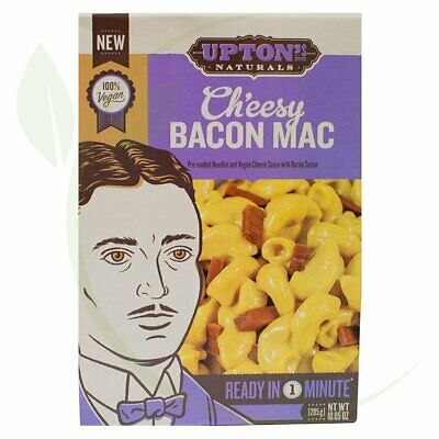 UPTON'S NATURALS - Real Meal Kit Ch'eesy Bacon Mac 285g