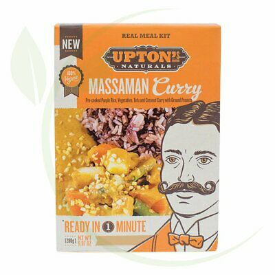 UPTON'S NATURALS - Real Meal Kit Massaman Curry 280g