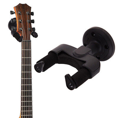 Guitar Wall Mount Hanger Stand Holder Hooks Display Acoustic Electric Bass Hot