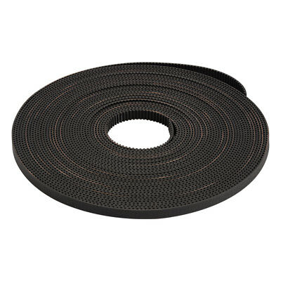 GT2 Rubber Timing Belt 6mm Wide 2mm Pitch 2GT 5M for Mendel 3D Printer CNC TE803