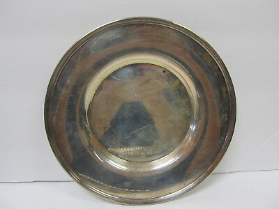 "R Blackinton & Co Sterling Silver Vintage # 4454  Bread/ Side Plate 6 ¾"" Xlnt"