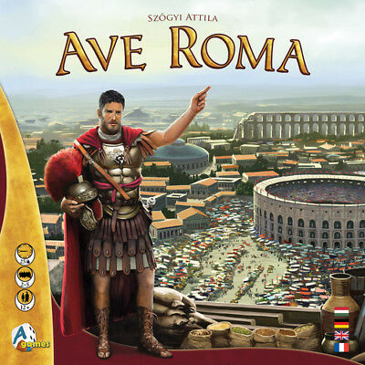 Ave Roma - Strategy Board Game