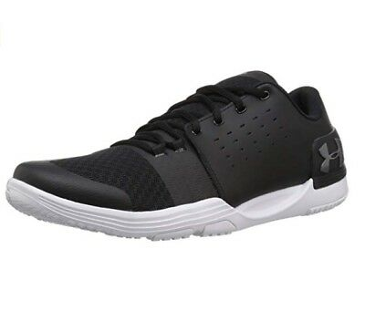 7a7d6884fa UNDER ARMOUR MEN'S Limitless 3.0 Cross-Trainer Sneaker Shoe, Black, 11 M US  NEW